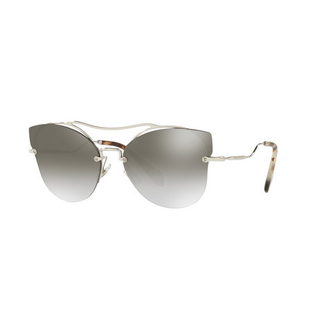 Cat Eye Sunglasses MU 52SS, ${color}