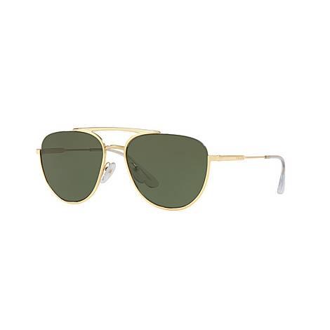 Phantos 0PR 50US Aviator Sunglasses, ${color}