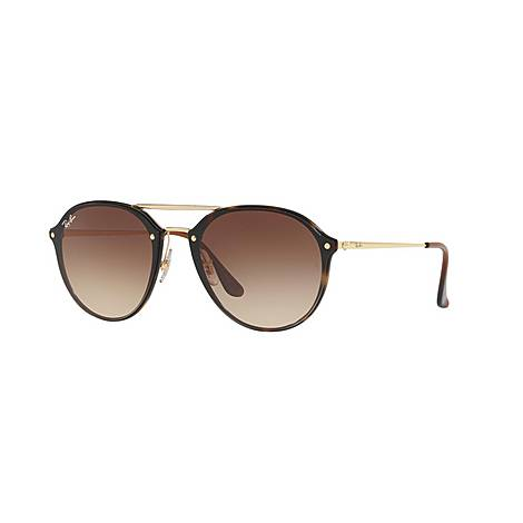Round Sunglasses RB4292N, ${color}