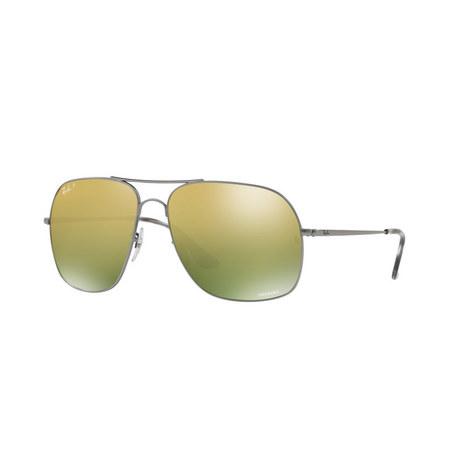 Aviator Sunglasses RB3587CH, ${color}