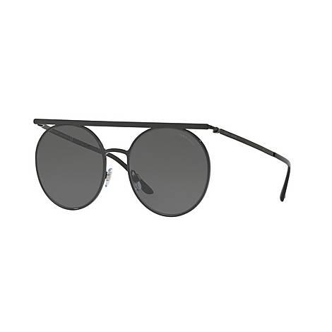 Round Sunglasses 0AR6069, ${color}