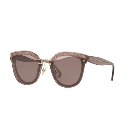 Irregular 0MU 03TS Sunglasses, ${color}