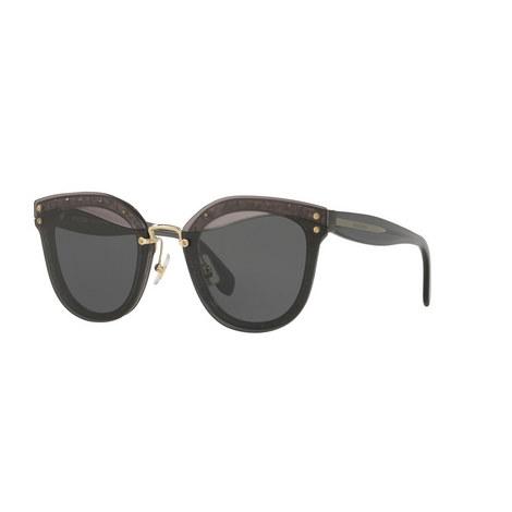 Irregular 0MU 03TS Sunglasses, ${color}