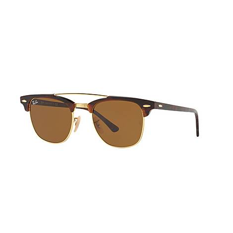 Clubmaster 0RB3816 Sunglasses, ${color}