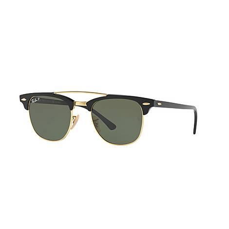 Clubmaster Square Sunglasses, ${color}