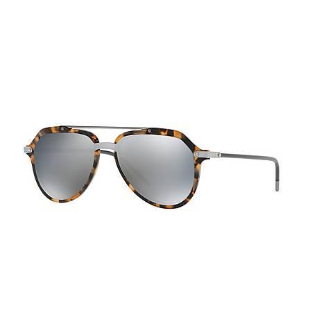 Aviator Sunglasses 0DG4330, ${color}