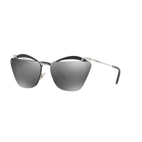 Rimless Sunglasses 0MU54TS, ${color}