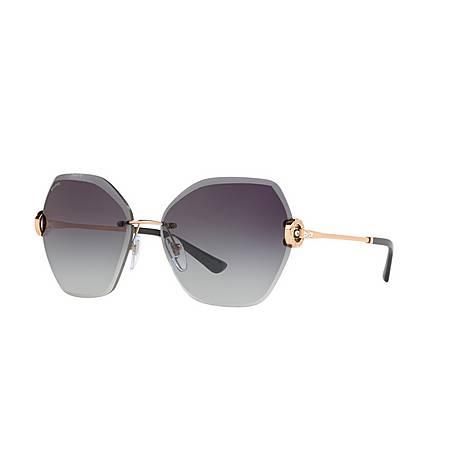 Square Sunglasses 0BV6105B, ${color}