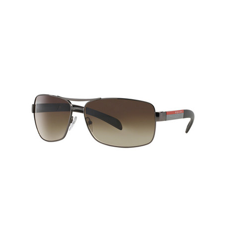 Rectangle Sunglasses, ${color}