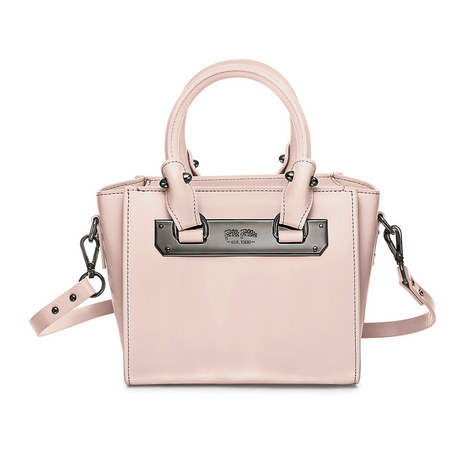 Style Code Light Pink Mini Tote, ${color}
