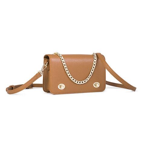 Twin Lock Crossbody Bag, ${color}
