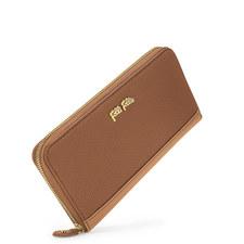 On the Go Zip-Around Wallet