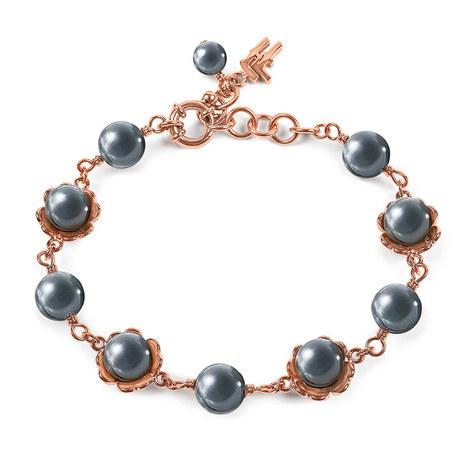 Grace Flair Pearl Bracelet, ${color}