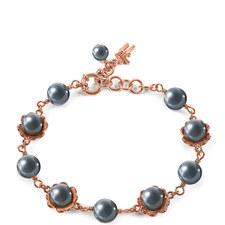 Grace Flair Pearl Bracelet