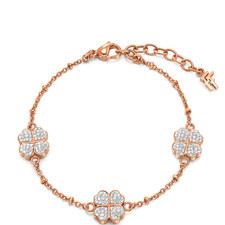 Heart4Heart Crystal Bracelet