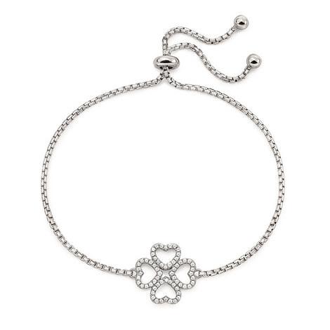 Fashionably Heart Bracelet, ${color}