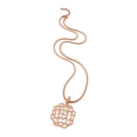 Santorini Flower Necklace, ${color}