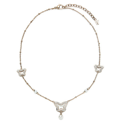 Butterfly Flair Necklace, ${color}