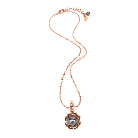 Pearl Muse Long Necklace, ${color}