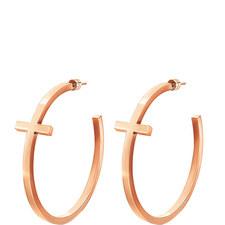 Carma Hoop Earrings