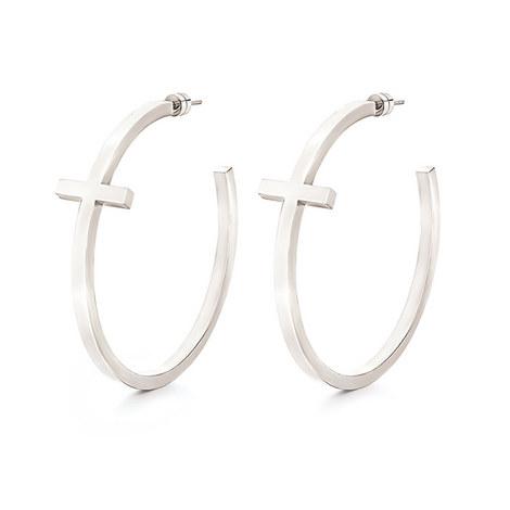 Carma Hoop Earrings, ${color}
