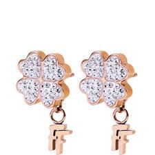Heart4Heart FF Drop Earrings