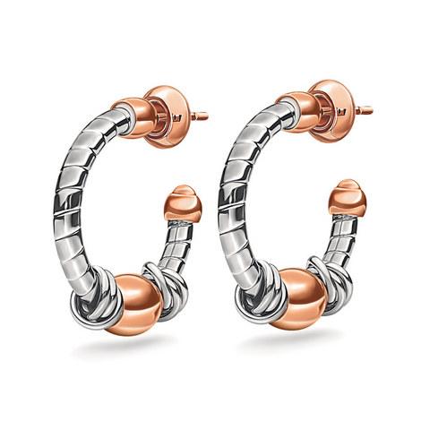 Aegean Breeze Hoop Earrings, ${color}
