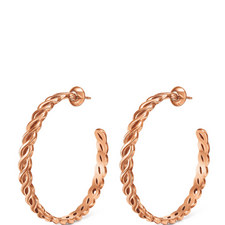 Apeiron Hoop Earrings