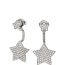 Fashionably Star Earrings