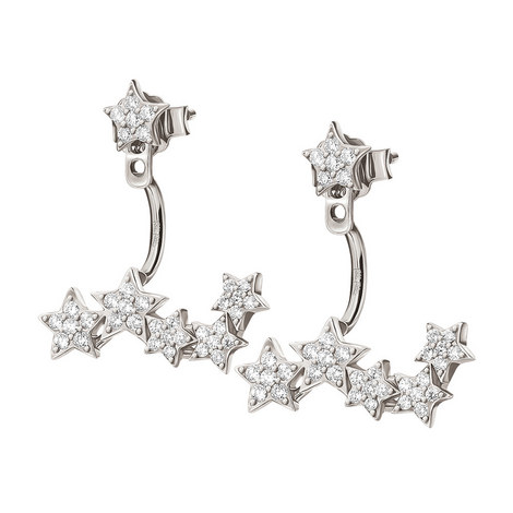 Fashionably Starry Sky Earrings, ${color}