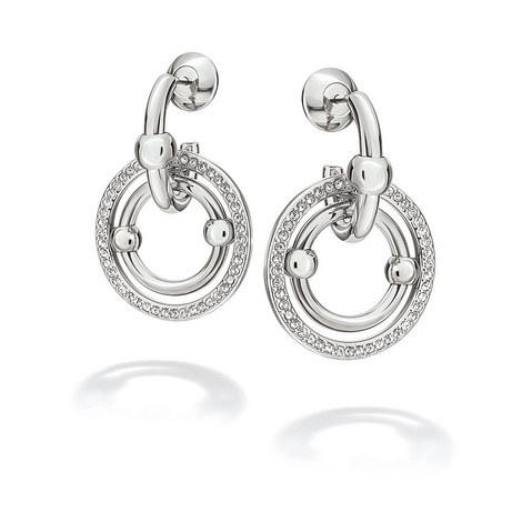 Bonds Crystal Drop Earrings, ${color}