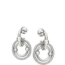 Bonds Crystal Drop Earrings