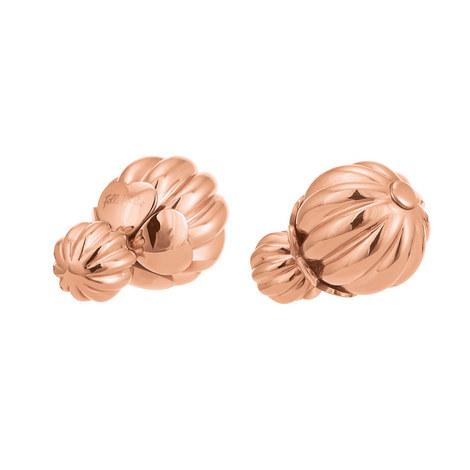 Style Fairy Pumpkin Stud Earrings, ${color}