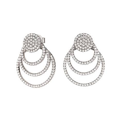Fashionably Circular Earrings, ${color}