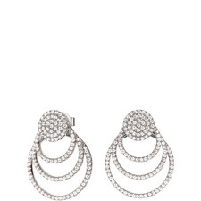 Fashionably Circular Earrings