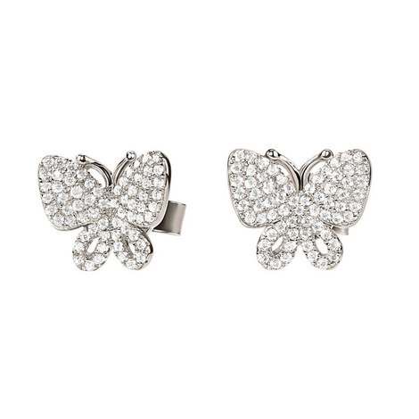 Wonderfly Stud Earrings, ${color}