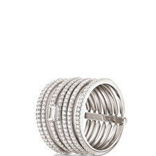 Fashionably Stacked Ring