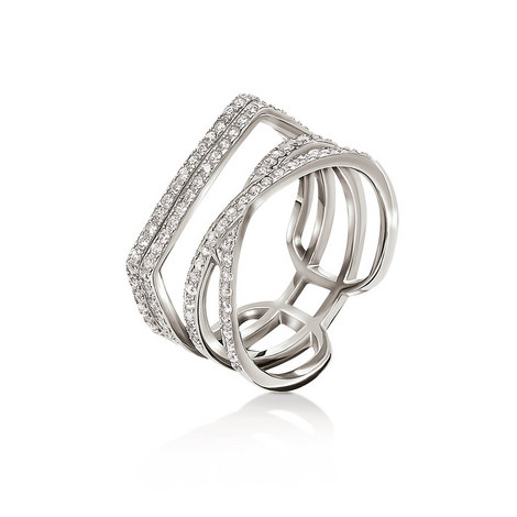 Fashionably Sculpted Ring, ${color}