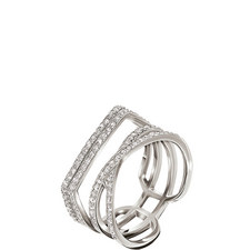 Fashionably Sculpted Ring