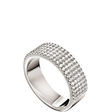Fashionably Thick Band Ring