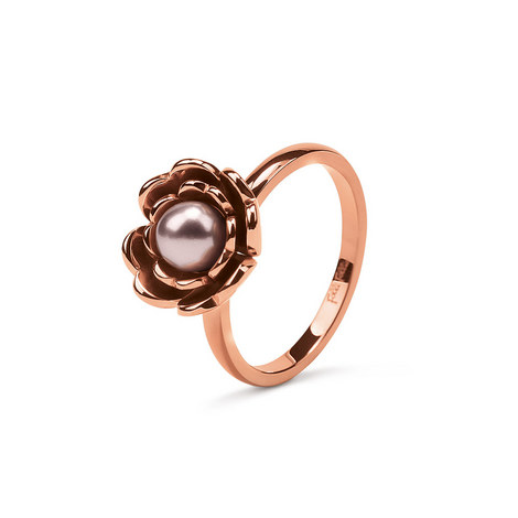 Grace Flair Flower Ring, ${color}