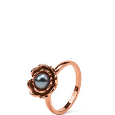 Grace Flair Flower Ring