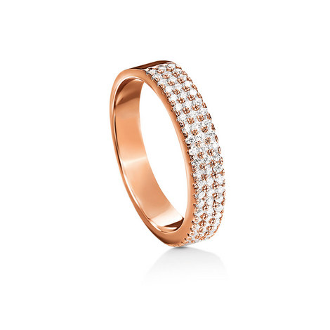 Fashionably Wide Band Ring, ${color}