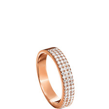 Fashionably Wide Band Ring
