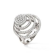 Fashionably Circular Ring