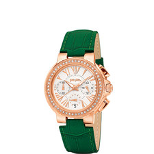 Watchalicious Crystal Watch