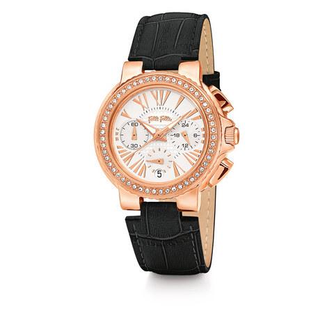 Watchalicious Crystal Watch, ${color}