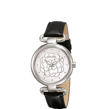 Santorini Flower Classy Watch