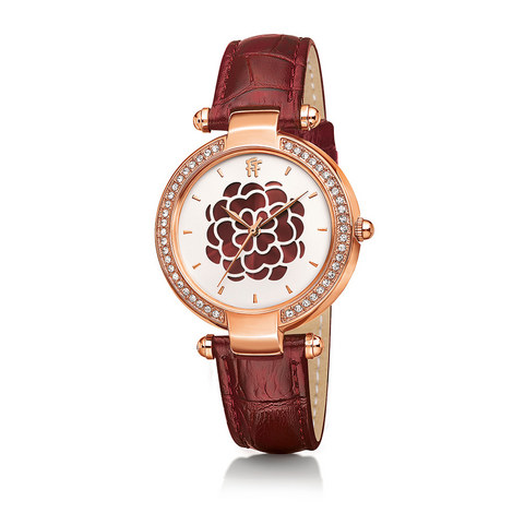 Santorini Flower Watch, ${color}