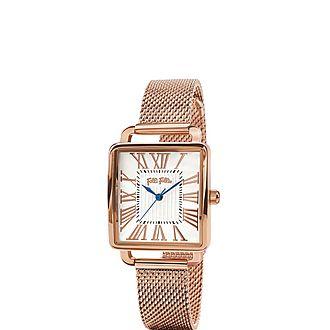 Retro Square Bracelet Watch